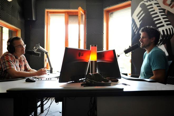 Gaál Tamás – rádiós műsorvezető