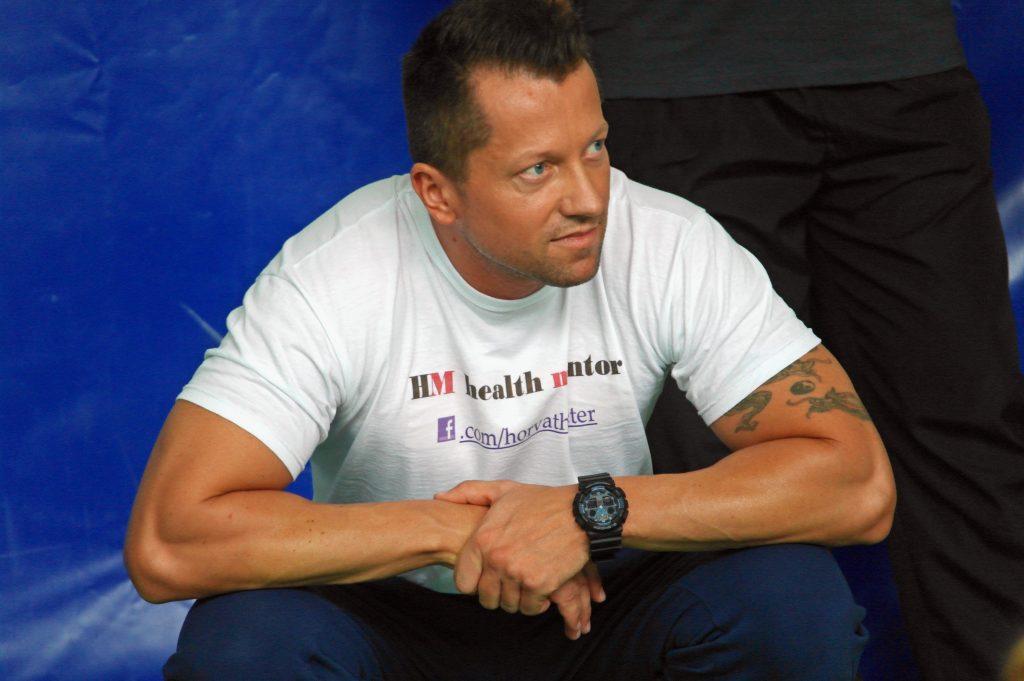 Horváth Péter – health mentor