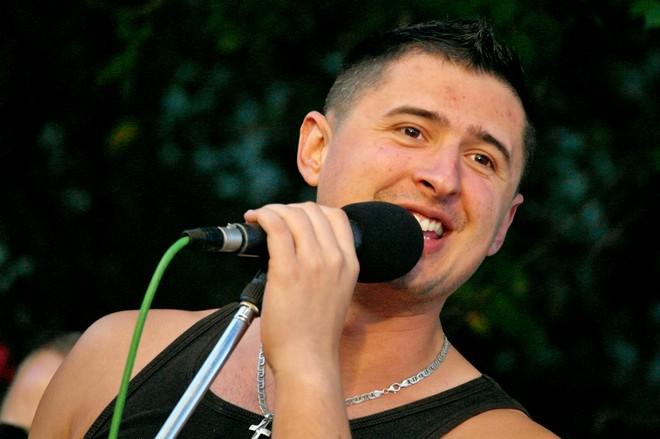 Cserepánya Miroszláv – énekes-zenész